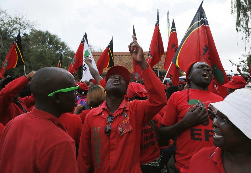 South African mourners visit home of Madikizela-Mandela