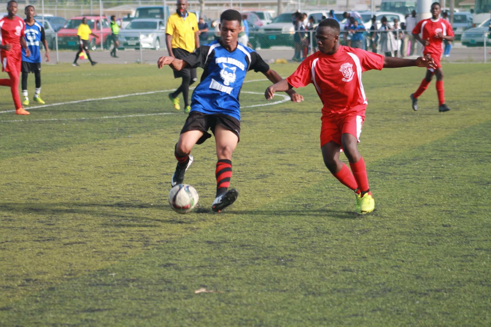 High School Soccer Nationals matchups set
