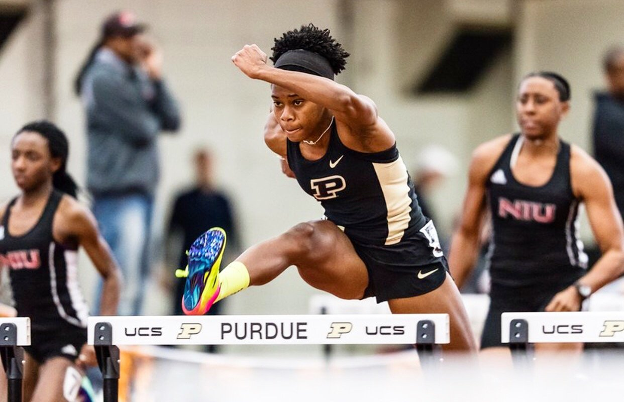 Charlton named Big Ten Track Athlete of the Year