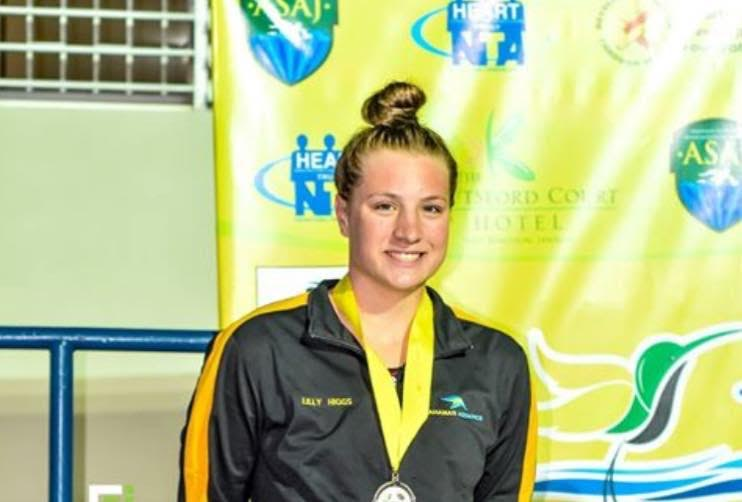 Bahamas captures second consecutive CARIFTA swimming title