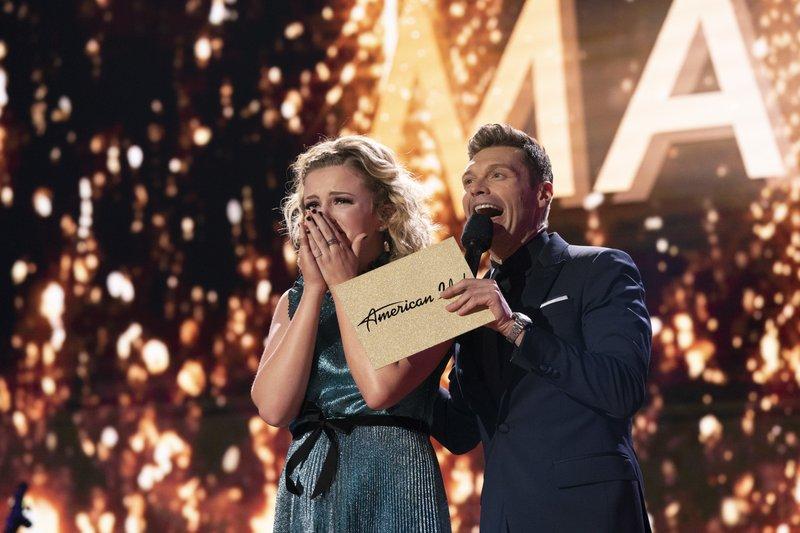 Iowa native Maddie Poppe wins 'American Idol'