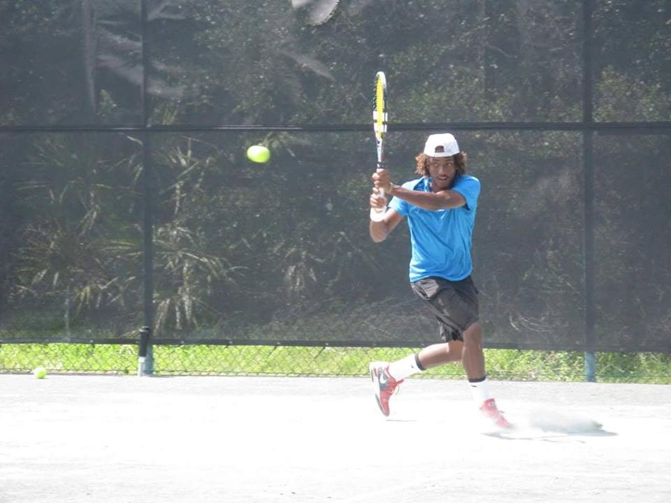 Tennis athletes compete in Costa Rica