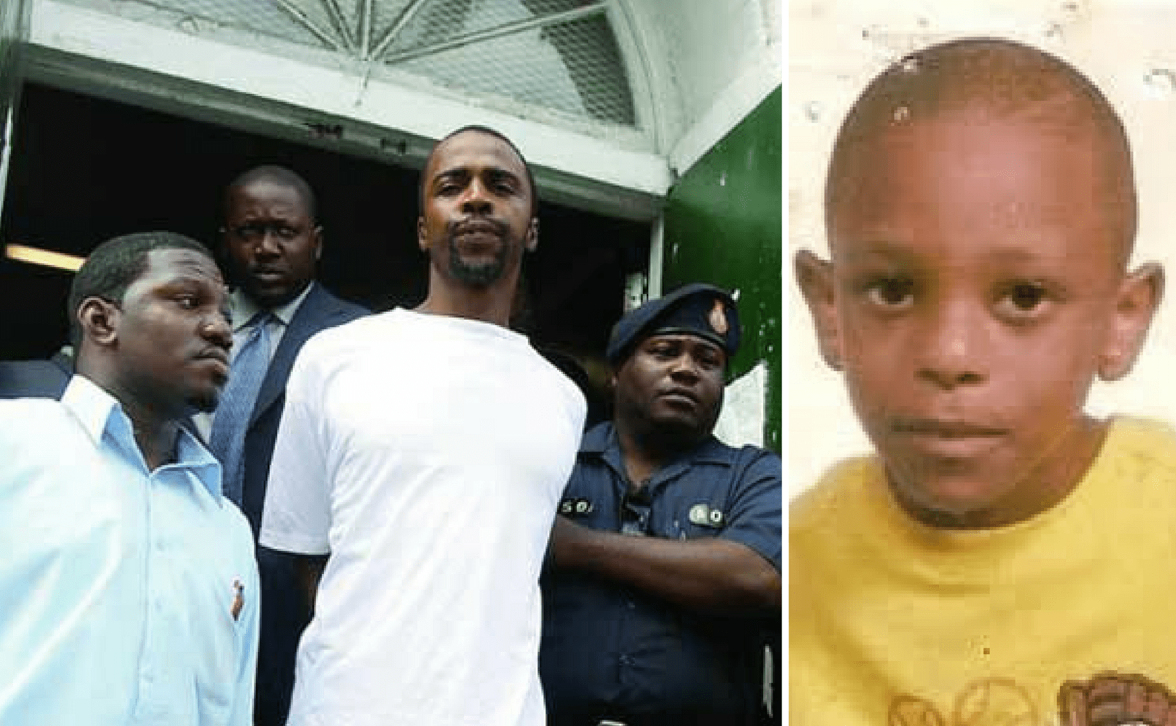 Marco's killer gets life instead of death
