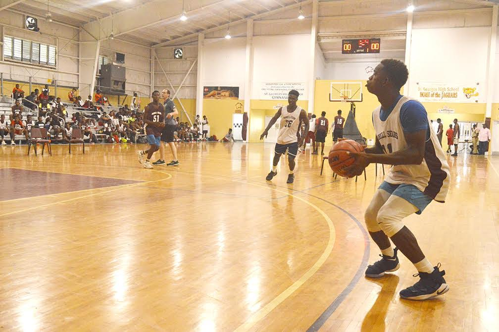 Athletes garner scholarships at Daryl Sears Showcase