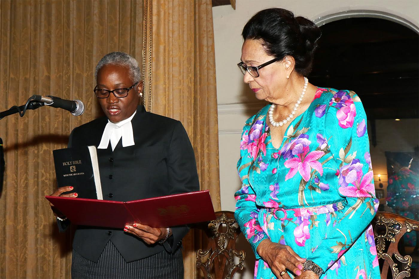New Supreme Court Justices sworn in