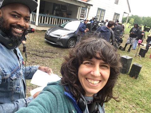 Bahamian female filmmaker makes US TV directorial debut