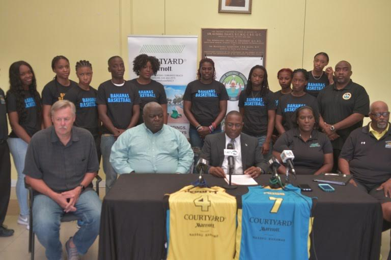 Team Bahamas scores win over St. Vincent