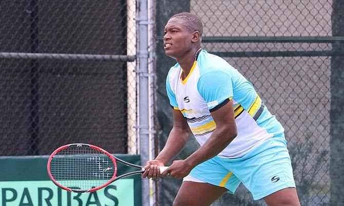 Major Jr., Roberts traveling for ITF Tournament