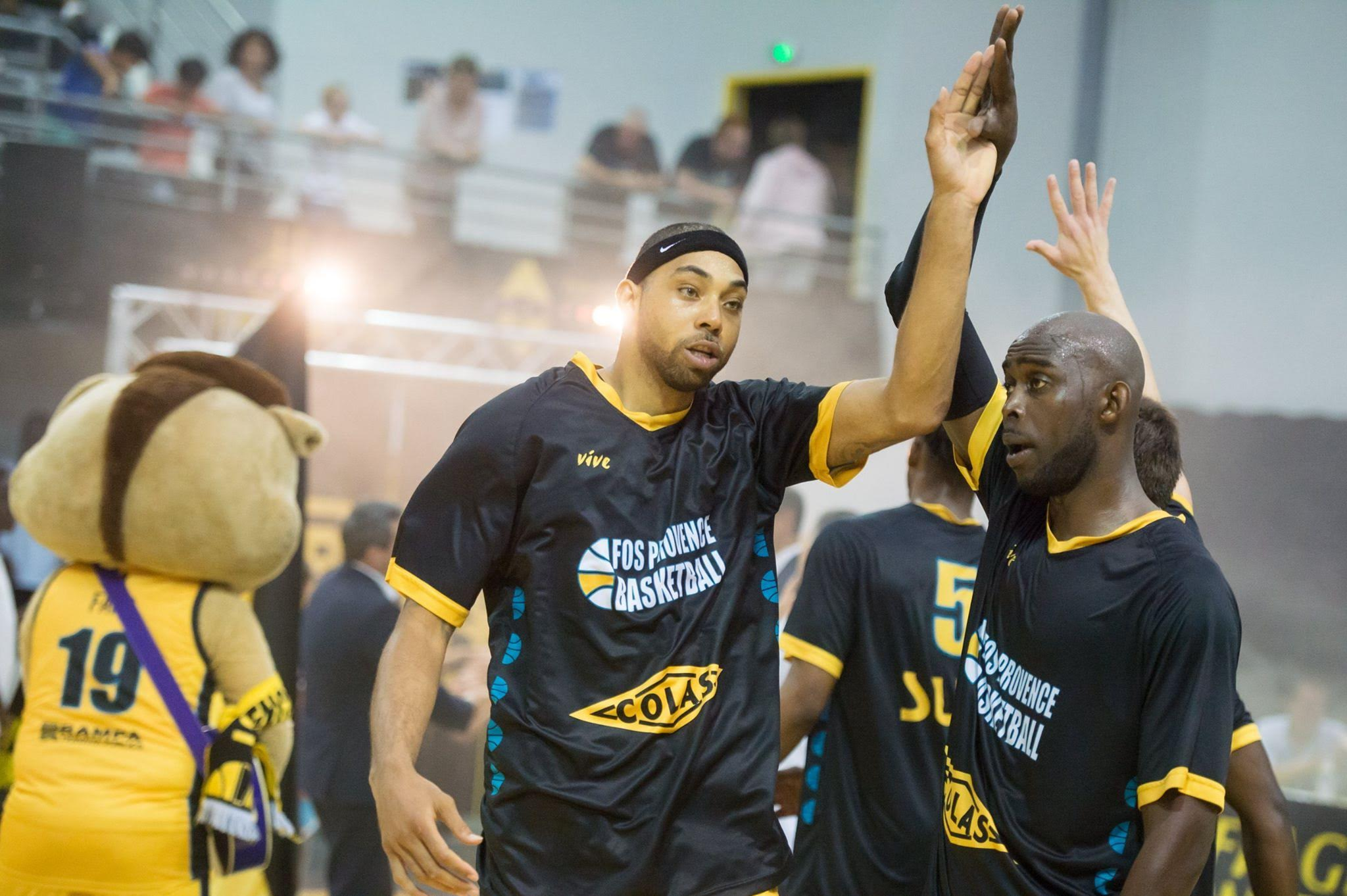 "Burrows/FOS Provence promoted to LNB Pro ""A"""