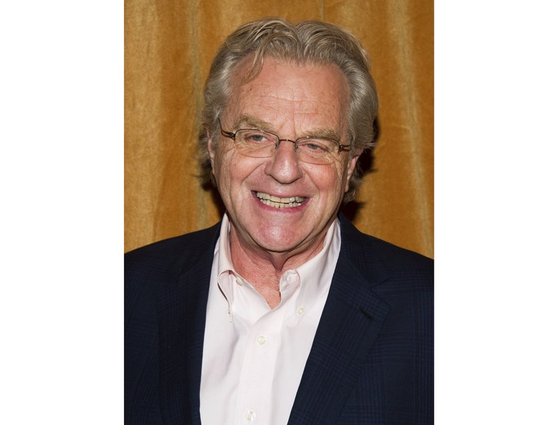 After 4,000 episodes, a halt for Jerry Springer's show
