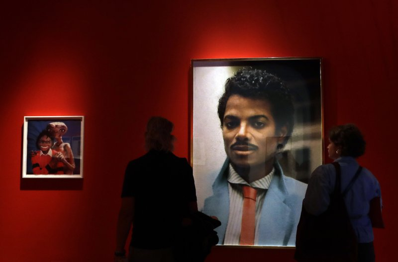 Exhibition explores Michael Jackson as artists' inspiration