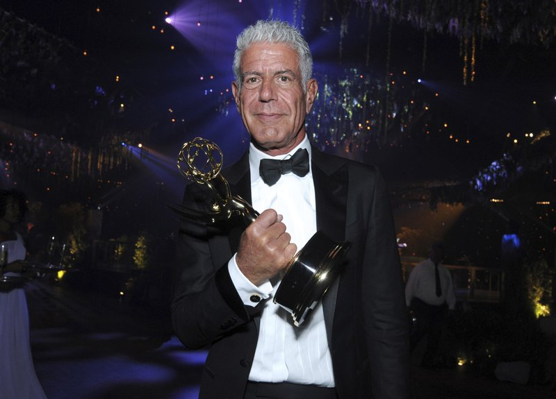 Bourdain suicide a reminder of celebrities' distance from us