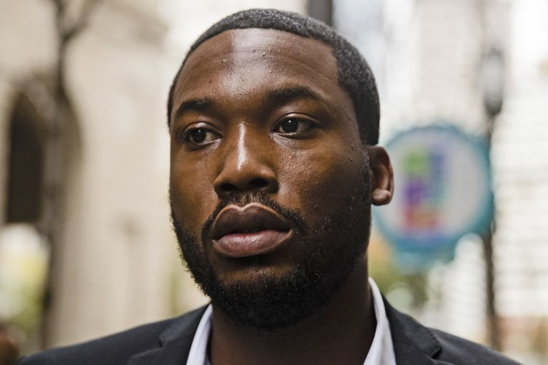 Meek Mill's lawyers ask court to remove judge from his case
