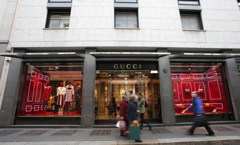 Gucci donates scrap fabric to migrant dressmaking shop