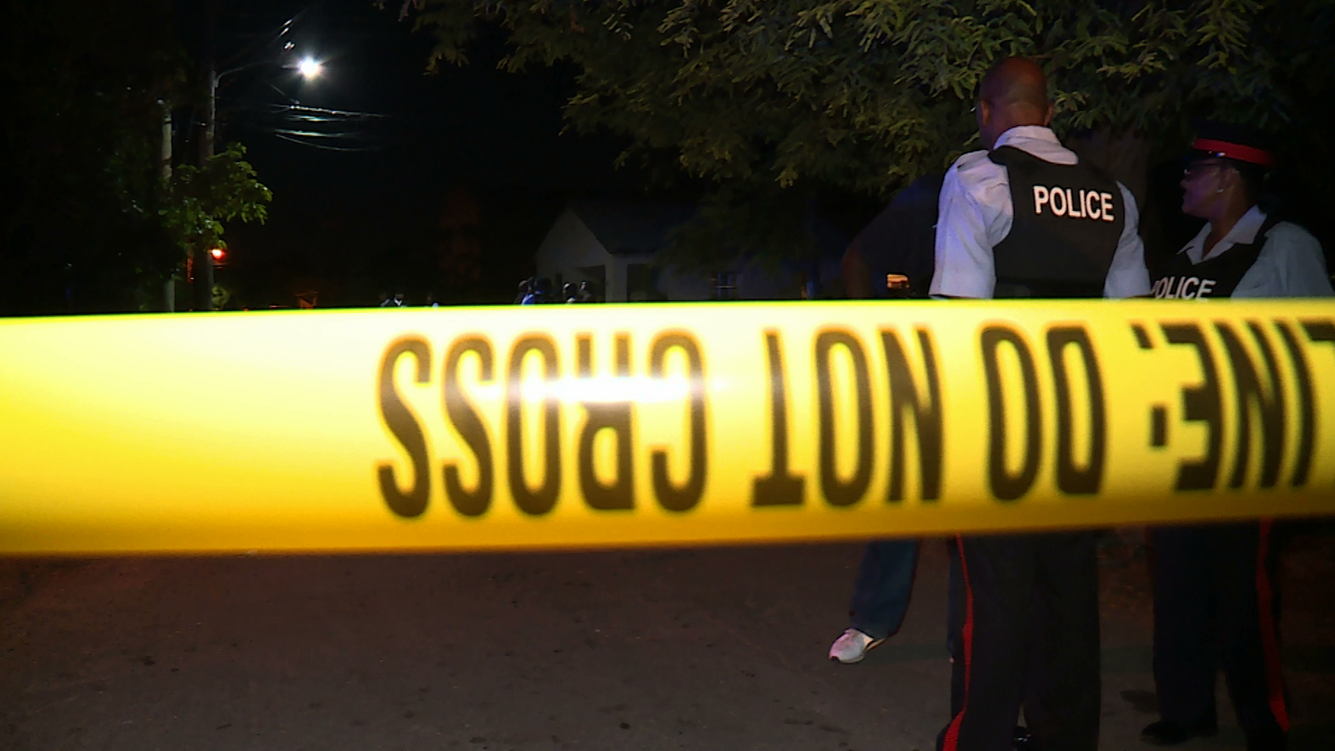 Three men shot on Monday night; one stable, two critical