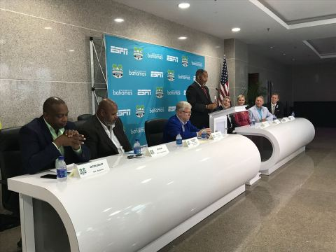 Bahamas Bowl organizers announce plans for 2018 game