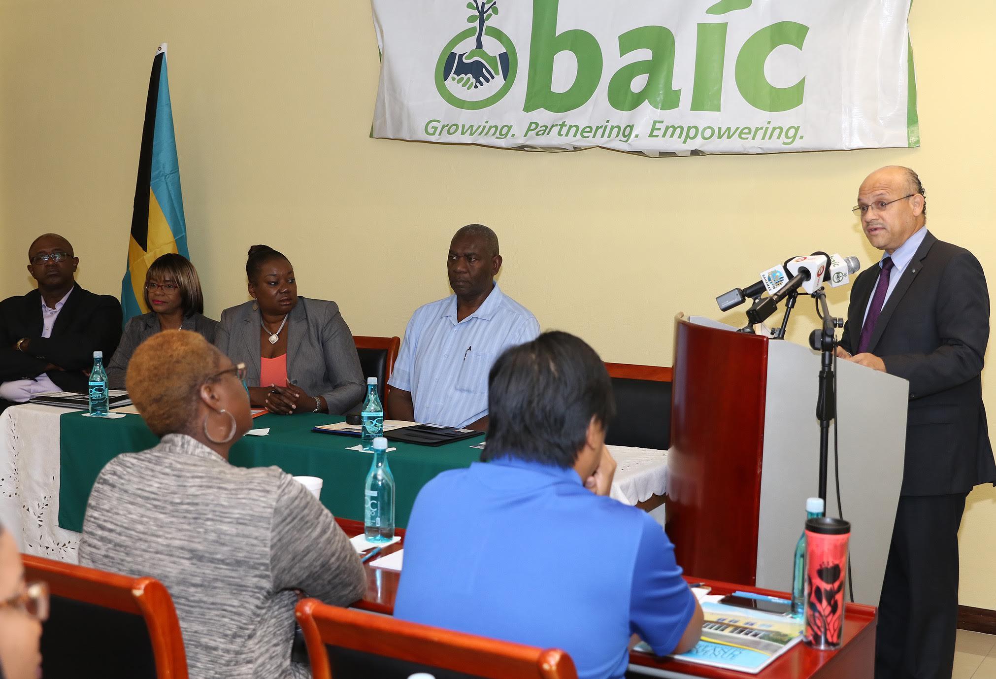 BAIC preps farmers and artisans for new VAT regime