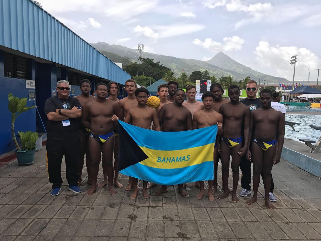 The Bahamas knocks off Trinidad and Tobago 13-11