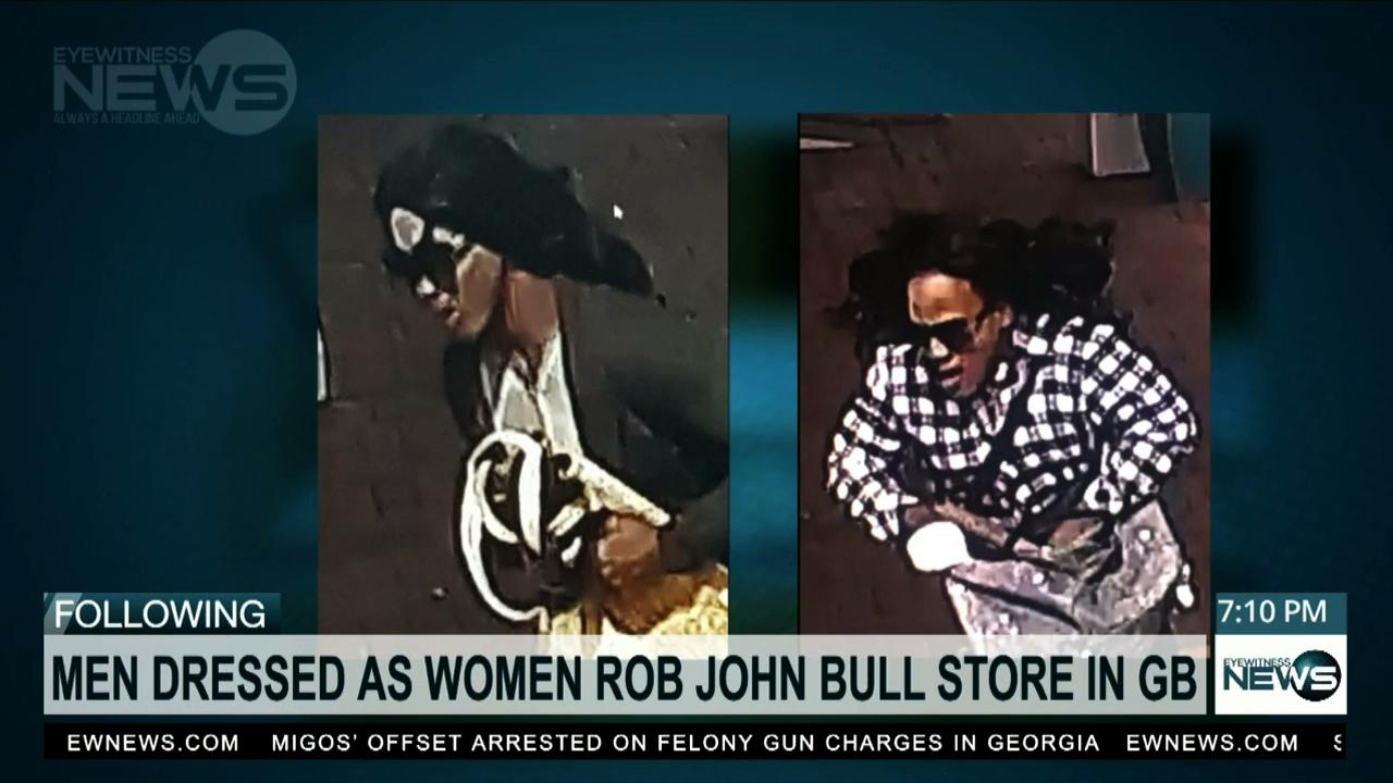 John Bull robbery suspects in custody