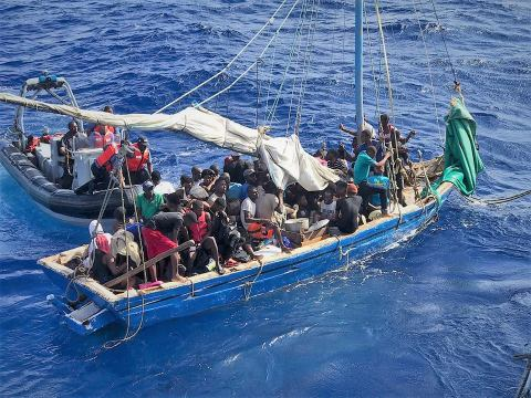 Illegal migrants apprehended