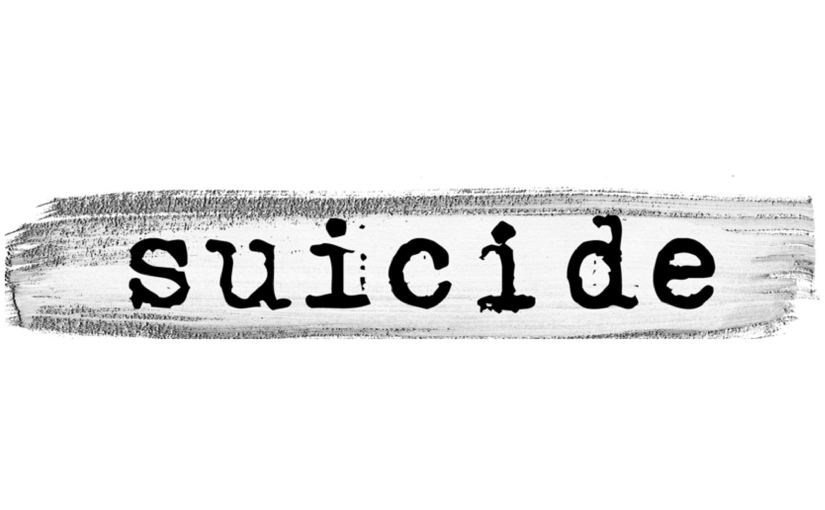 Police investigating apparent suicide