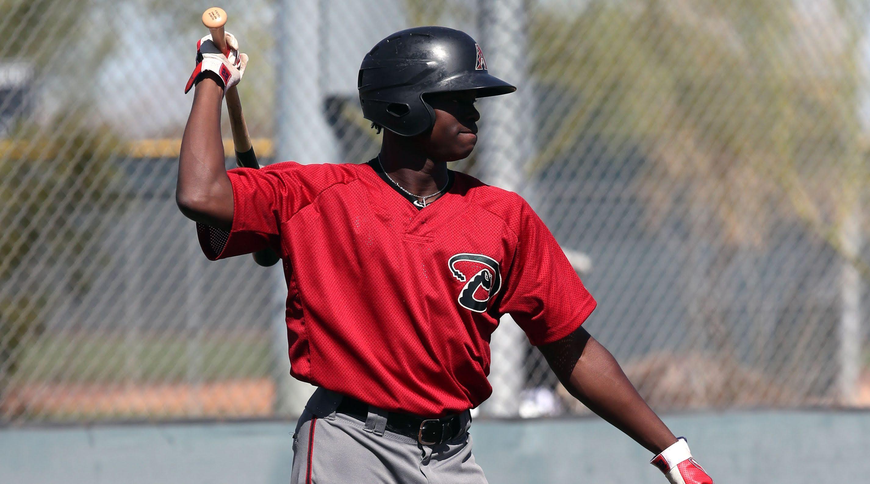 Robinson climbing up Diamondbacks prospect list