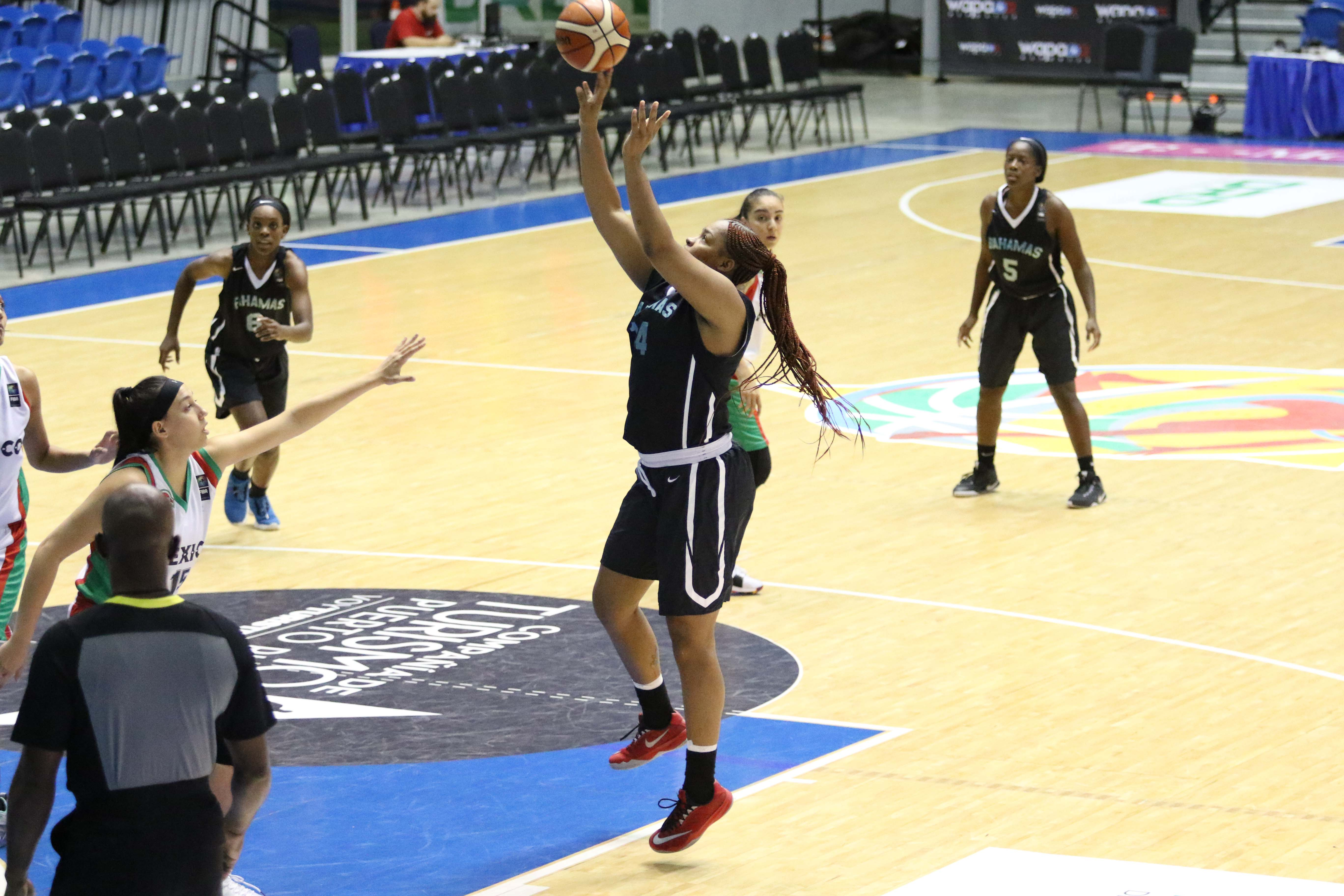 Bahamas gets first win at Centrobasket