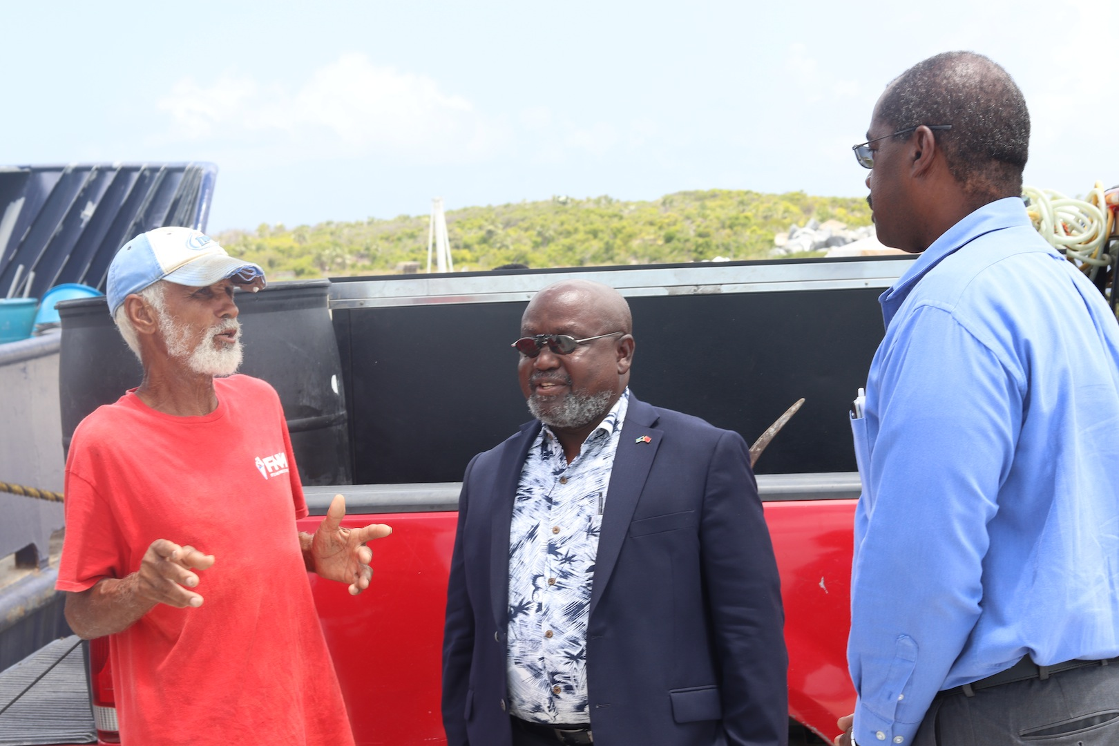 NEMA disburses nearly $100k in aid for Ragged Islanders