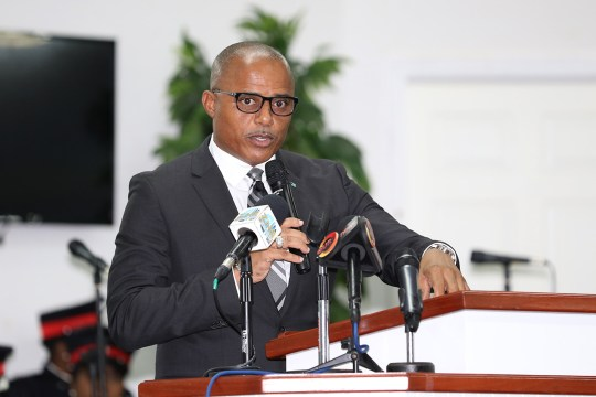 Dames pays tribute to Inspector Blatch, other violent crime victims