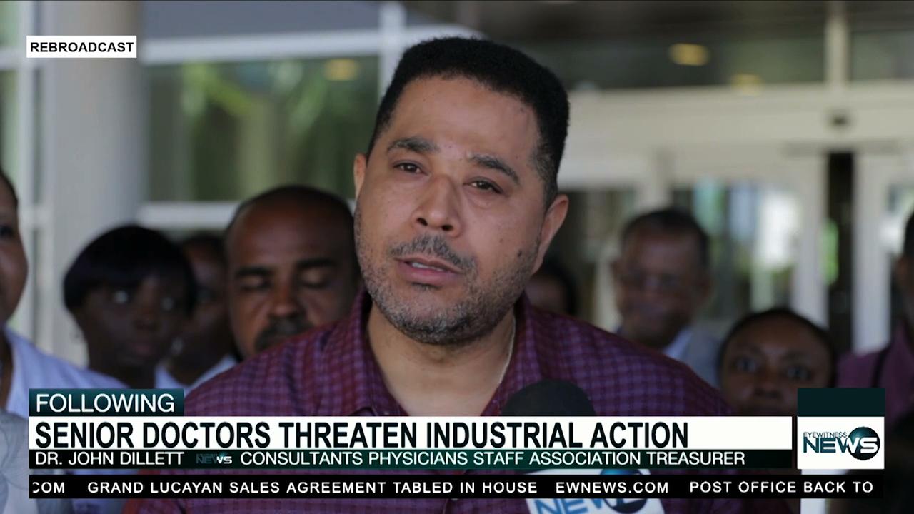 Senior doctors threaten industrial action