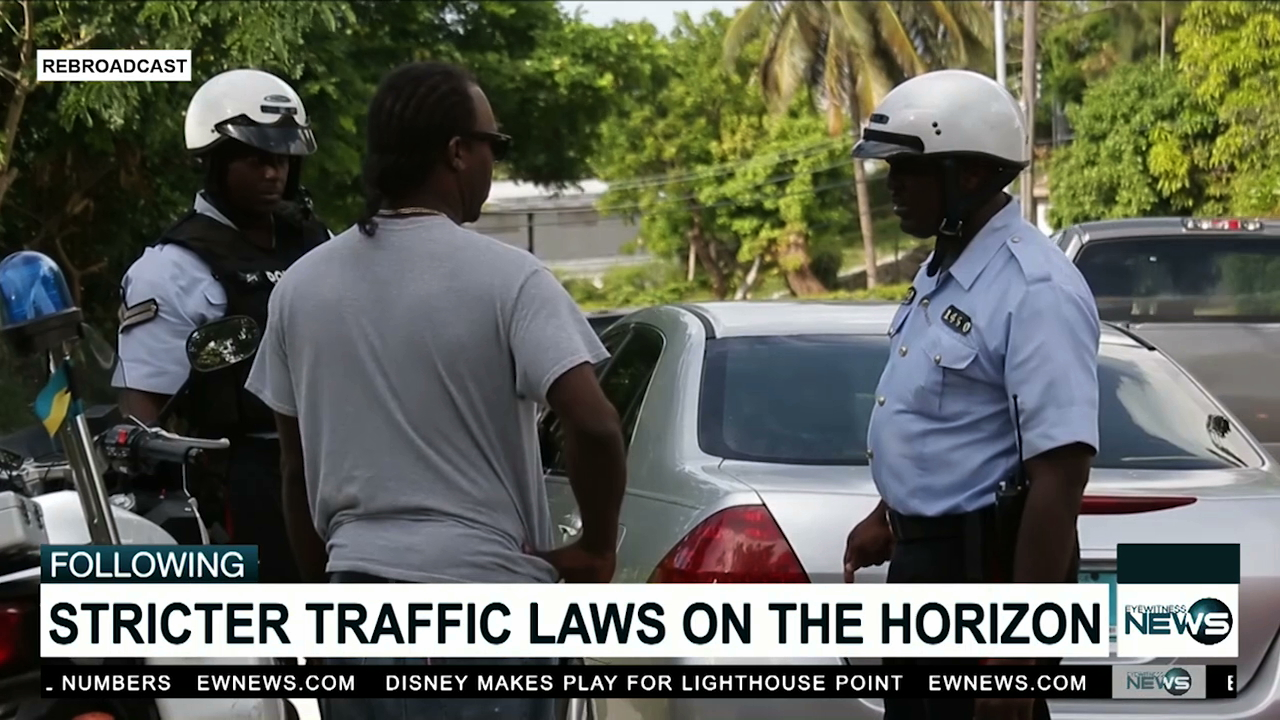Stricter traffic laws on the way