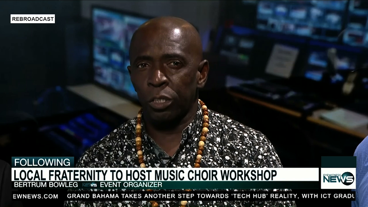 Local fraternity to host music choir workshop