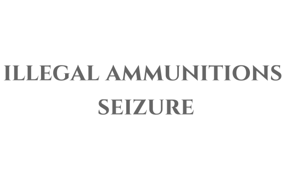 Illegal ammunition discovered on Grand Bahama