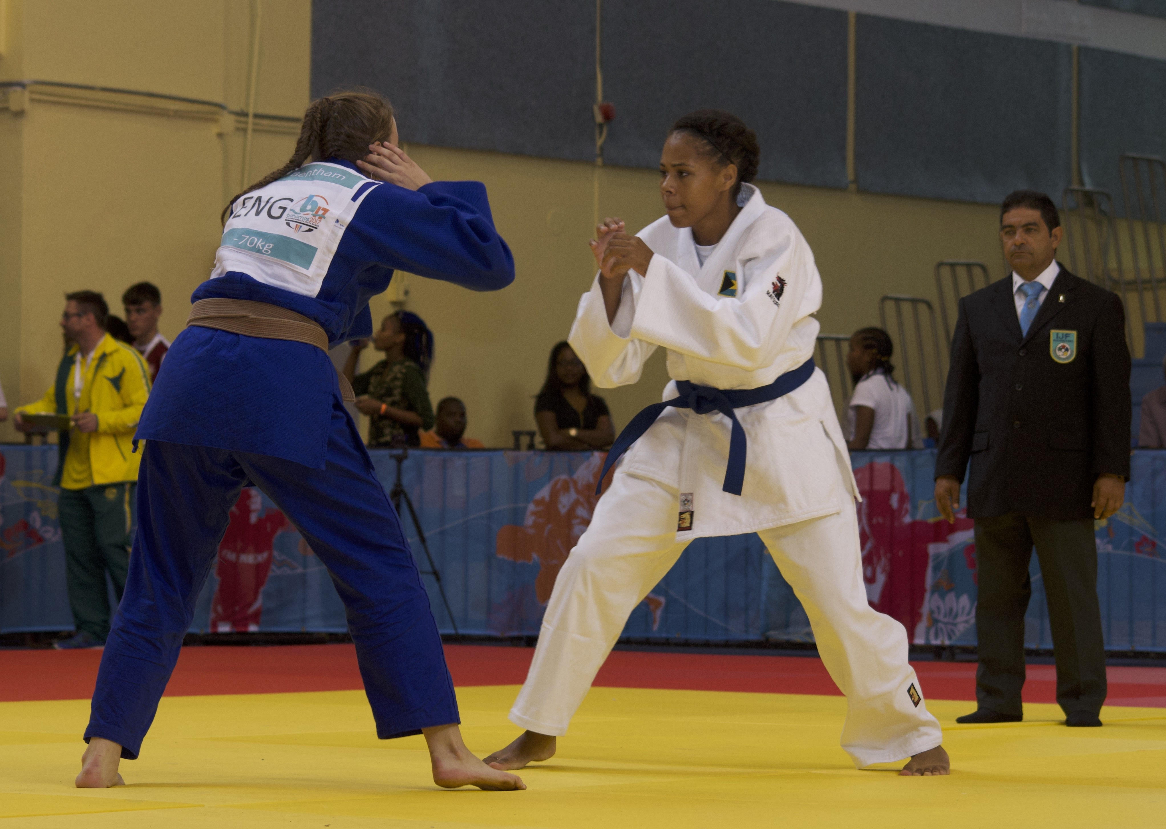 Major set to compete in Senior Judo Baku