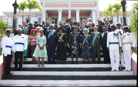 34 Bahamians recognised in first National Hero's Honours