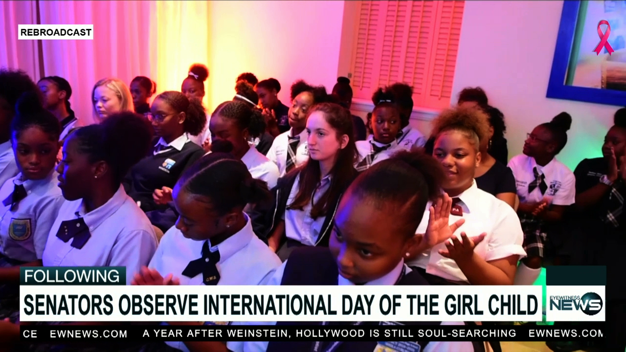 Senators Recognize International Day of the Girl Child