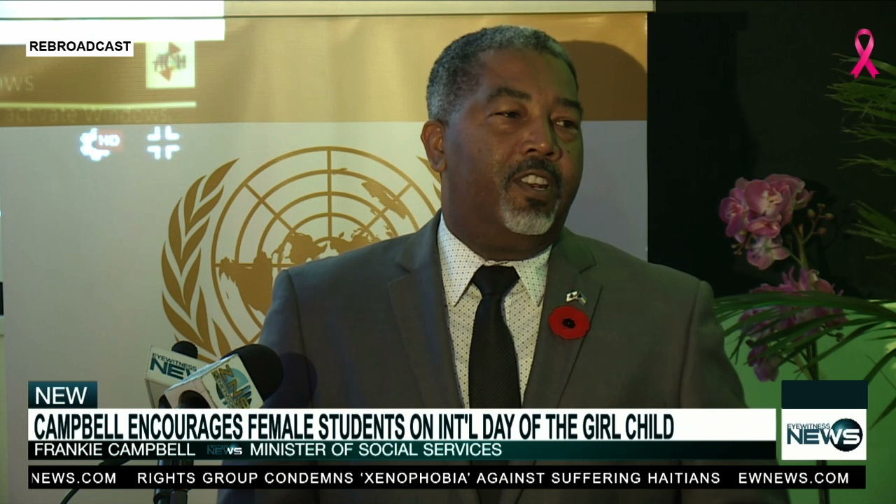 Int'l Day of the Girl Child recognized locally