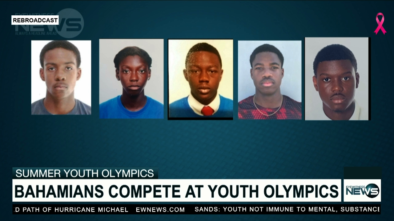 Athletes get on track at Youth Summer Olympics