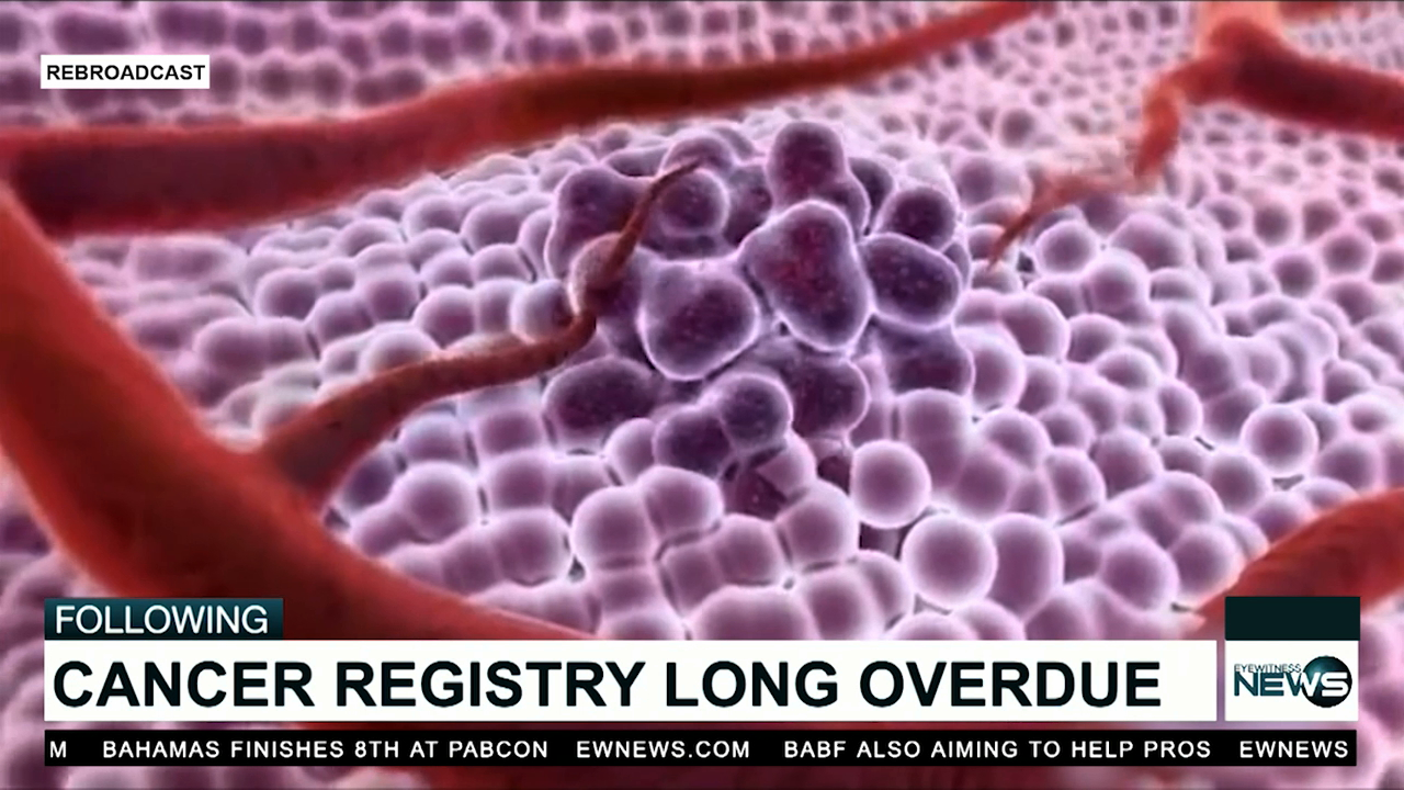 Organizations call for cancer registry
