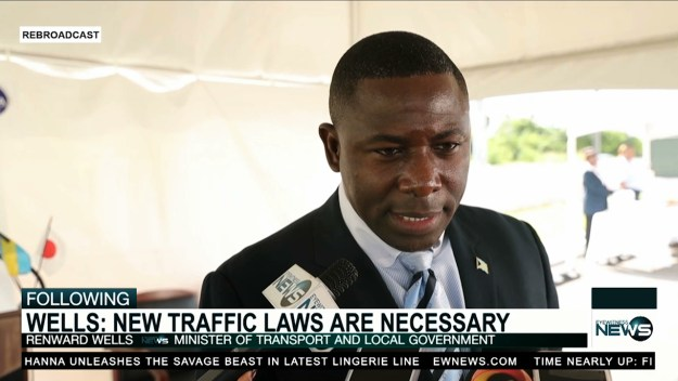 Wells: Traffic laws overdue