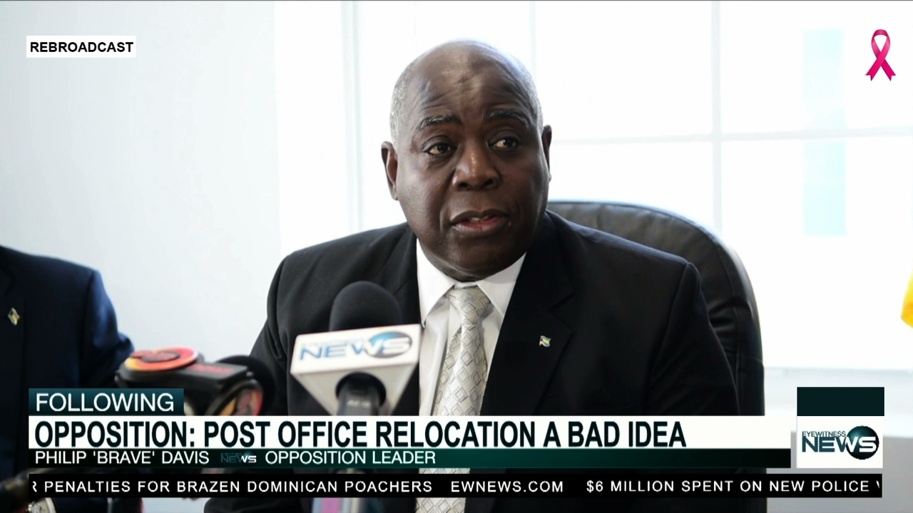 Opposition: Post office relocation a bad idea