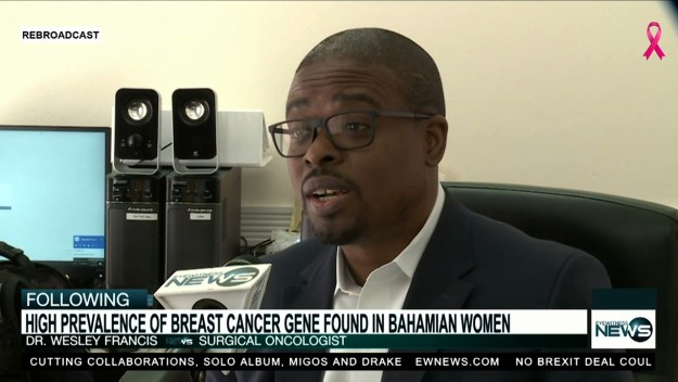 Why are so many Bahamian women getting Breast Cancer?
