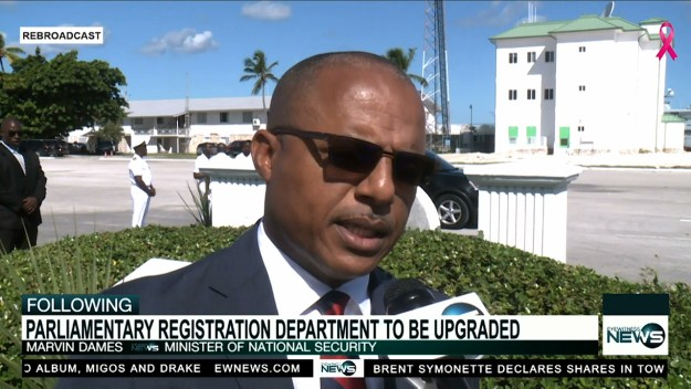 $4 million to upgrade Parliamentary Registrar Department