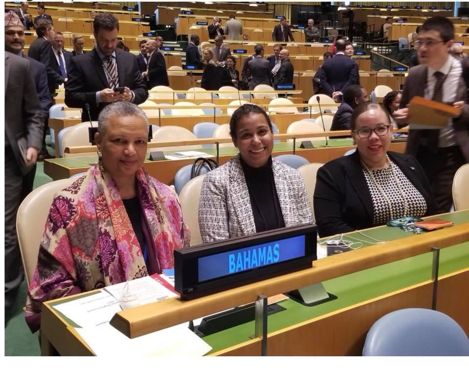 Bahamas elected to United Nations Human Rights Council