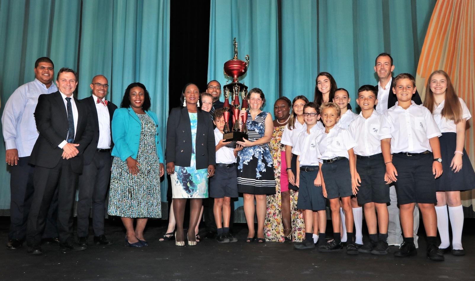 St. Andrew's International School wins top National Arts Festival Award