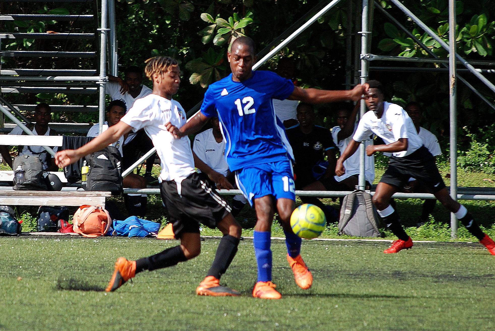 Mingoes soccer side wins preseason scrimmage, prepares to defend BFA title