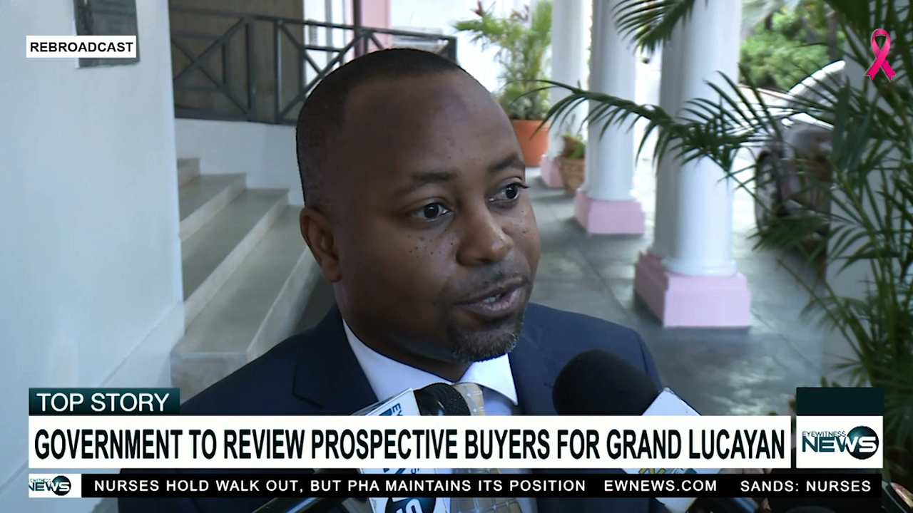 Purchaser interest in Grand Lucayan Resort increasing