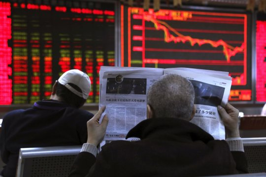 World markets mixed on trade, Brexit tensions