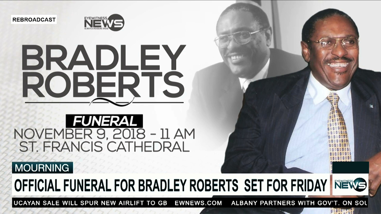 Roberts to be laid to rest on Friday