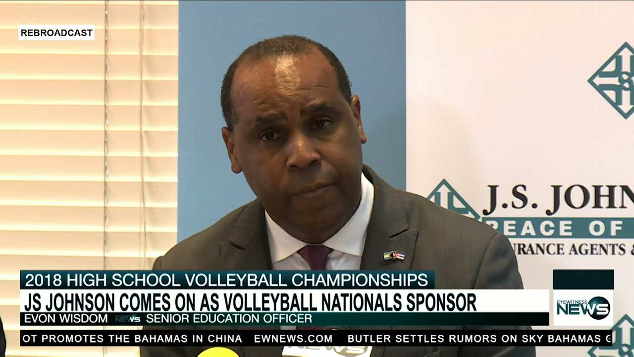 J.S. Johnson sponsors volleyball nationals